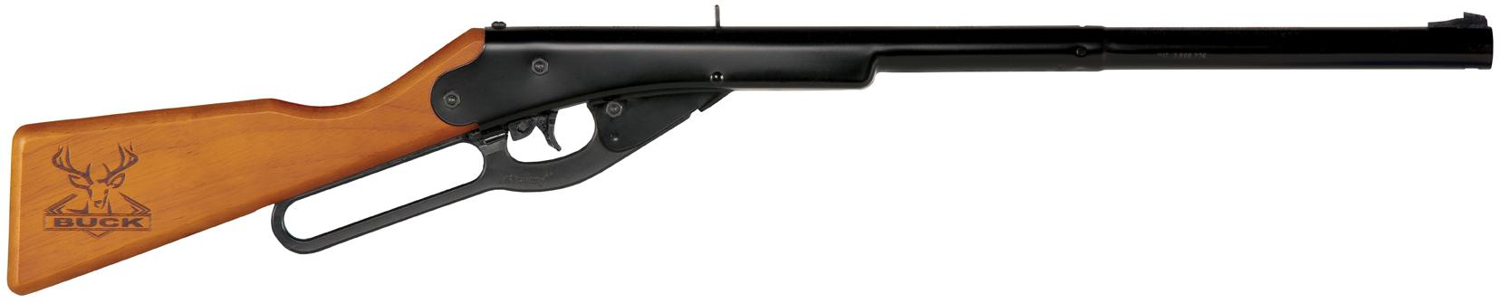 Daisy Youth Model 105 Buck Spring-Air BB Rifle Gun (Brown/Black, 29 8 Inch)