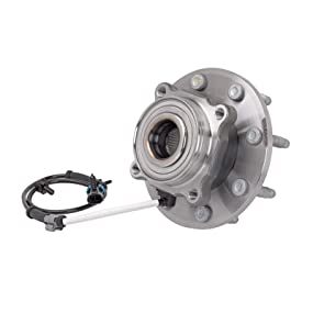 Wheel Bearing and Hub Assembly Front SKF BR930662