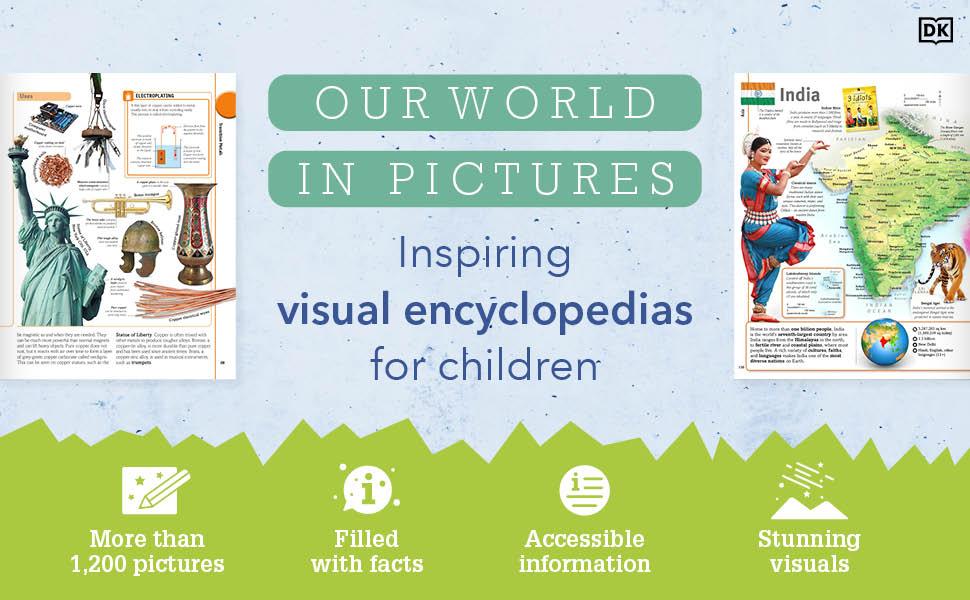 children's encyclopedias, kids encyclopedia, animal encyclopedia, animal book for kids, dk kids book