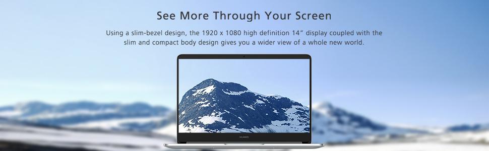 Huawei Kepler MateBook D 14