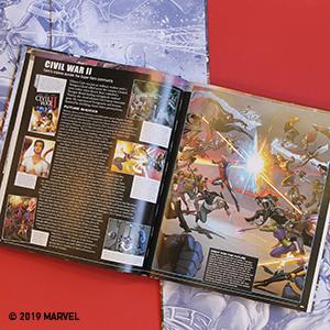 spiderman, homecoming, iron man, endgame, avengers  Marvel Encyclopedia, New Edition 4c89e2e6 88e6 4b07 8a1c 602807c810f4