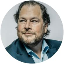 Marc Benioff trailblazer salesforce ceo