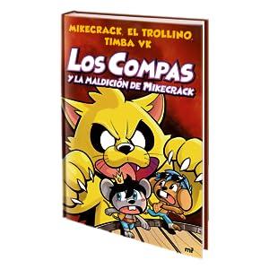 colección, juvenil, Los compas, compas, mikecrack, el trollino, timba, la maldición, youtube,