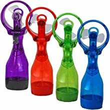 Amazon Com O2cool Deluxe Misting Fan Handheld Misting