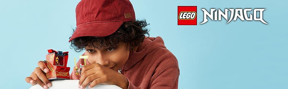 Lego Wear Boys cm Lego Ninjago Cap