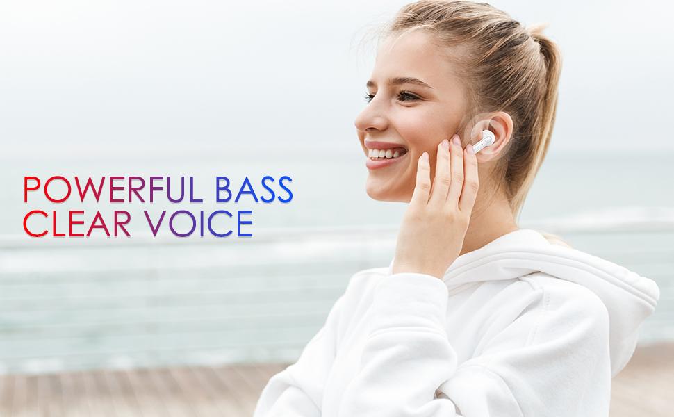 POWERFUL BASS | CLEAR VOICE