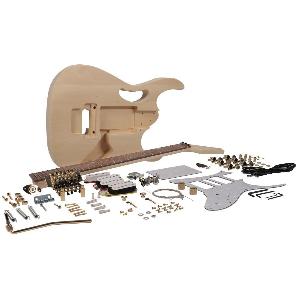 Amazon.com: Seismic Audio - SADIYG-15 - Premium JEM Style DIY ...