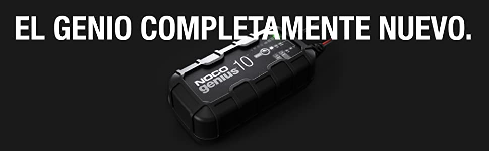 Neue Genius, NOCO, Battery Charger, Charger, battery, Smart Charger