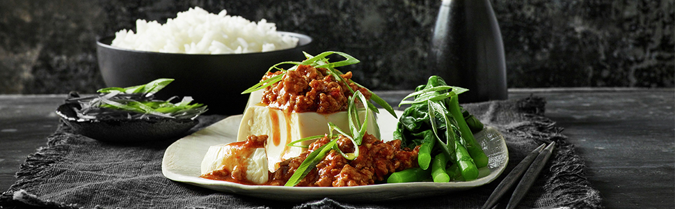 tasty tofu dishes
