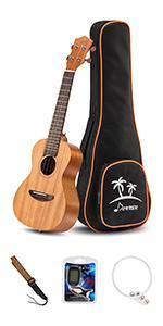 mahogany tenor ukulele