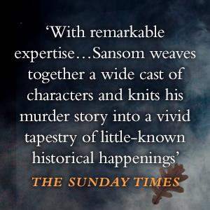 Tombland, Shardlake, C.J. Sansom, Hisotircal Fiction, Norfolk, Shardlake, Epic, Series,