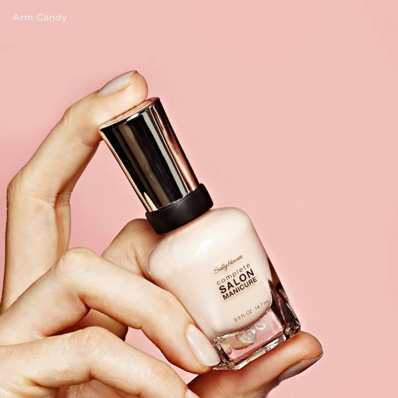 Sally Hansen - Complete Salon Manicure Nail Color, Pinks