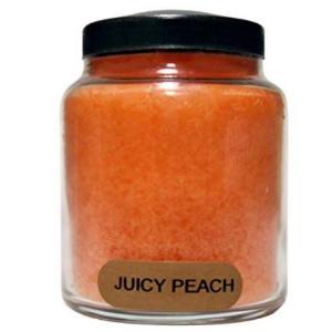 Juicy Peach Baby Jar Candle