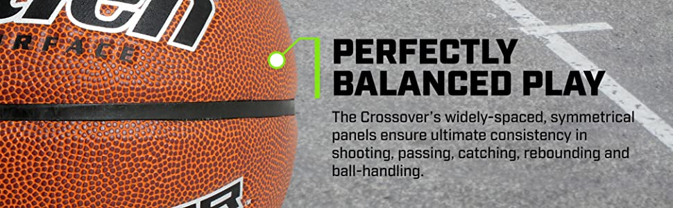 official basketball, crossover, basketball, indoor, outdoor, composite, kids basketball, youth, 28.5