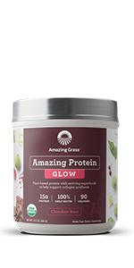 Amazing Protein Glow