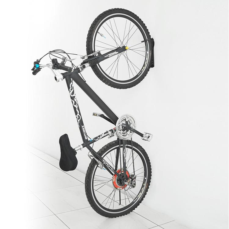 Bike Lane Products Bicycle Wall Hanger Bike Storage System For Garage Or  Shed