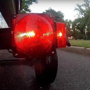 curt trailer wiring lights