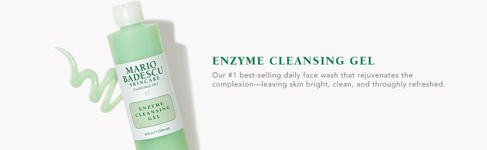 Mario Badescu Enzyme Cleansing Gel 8 Fl Oz