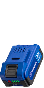 westinghouse 20v 20v+ lithium ion battery pack cordless outdoor power equipment lawn garden 2a 2 amp