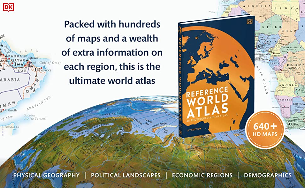 Reference World Atlas 11th Edition