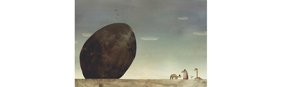 space exploration; existential; fate; animals; humor; fantasy; friendship