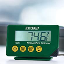 Compact and Durable Temperature Indicator