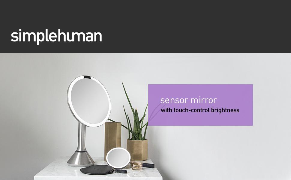 brightness control mirror