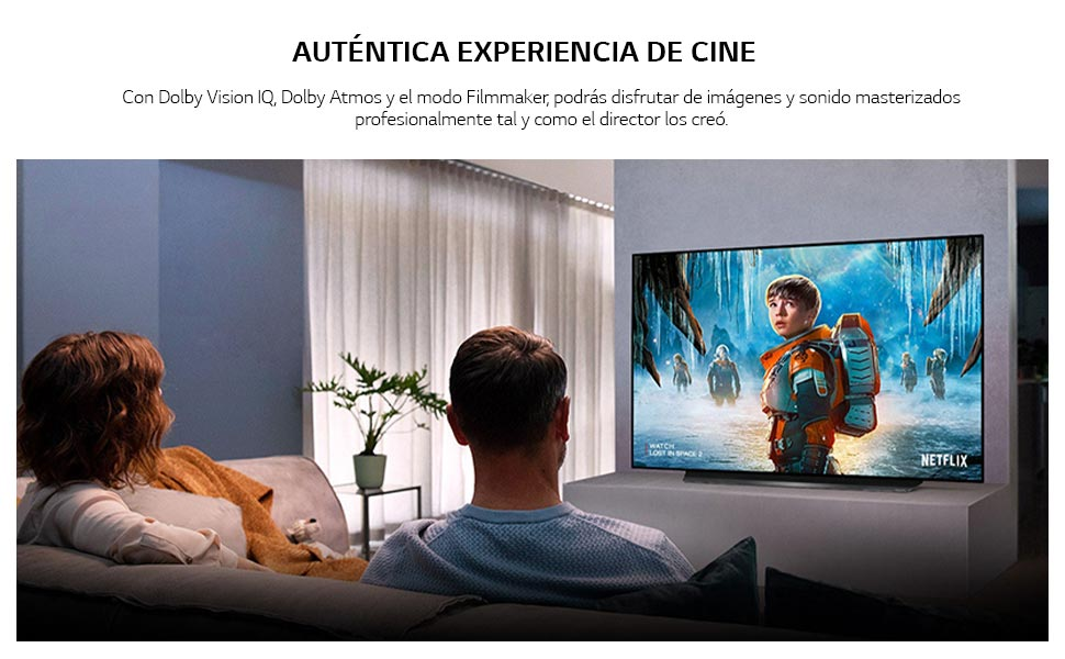Televisor LG OLED55CX