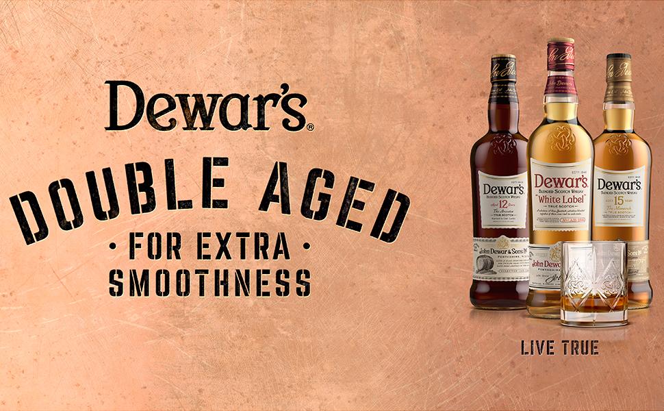 アメリカでスコッチといえば「デュワーズ」と言われるほど、世界有数の代表的なウィスキーブランド 「デュワーズ」