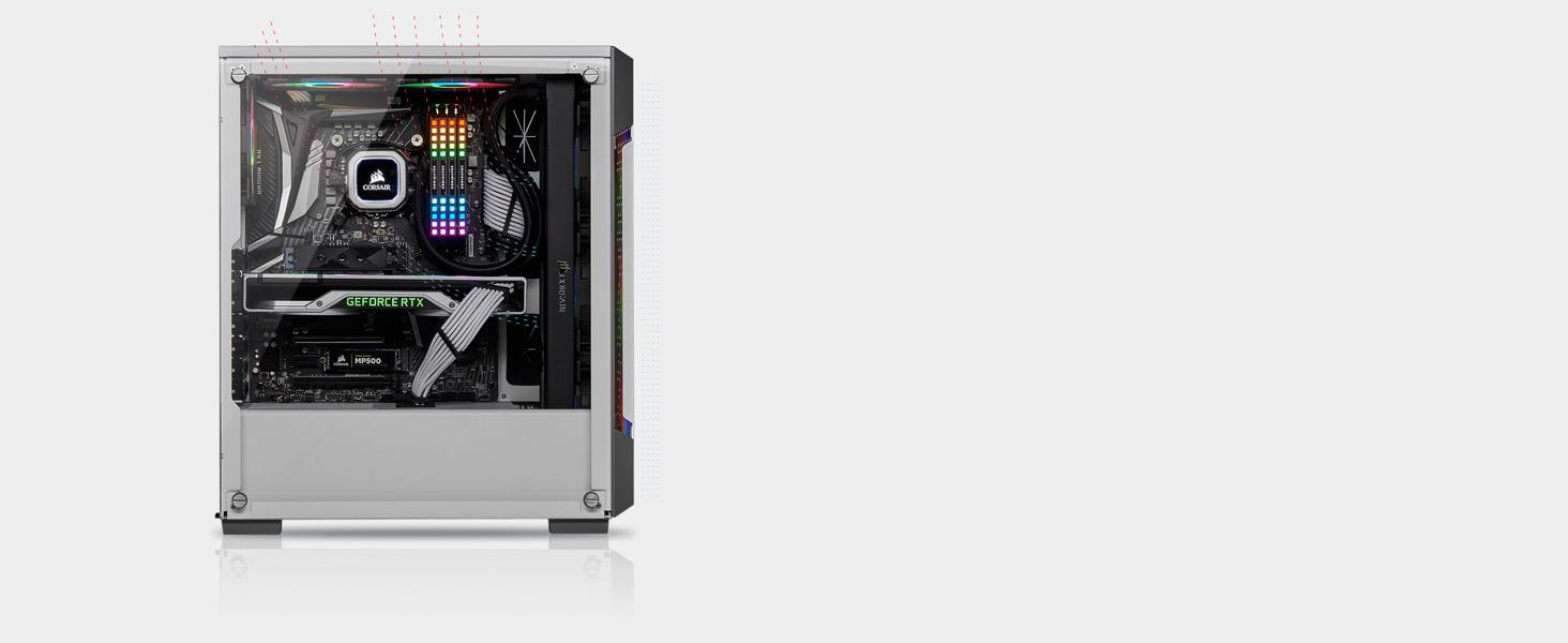 220T RGB AIRFLOW CASE