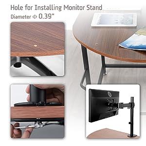 computer desk l shaped