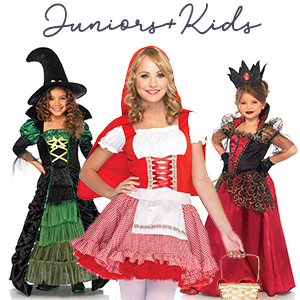 juniors kids costumes