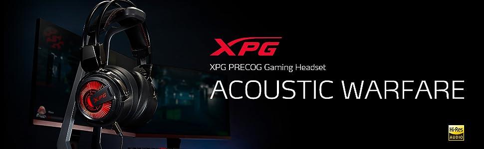 XPG Precog