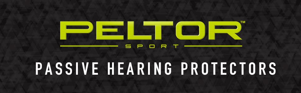 Peltor Passive Hearing Protectors