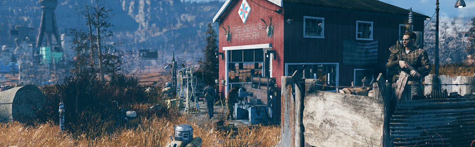 Fallout 76, Centro de Assistência Móvel de Produção, sonho americano
