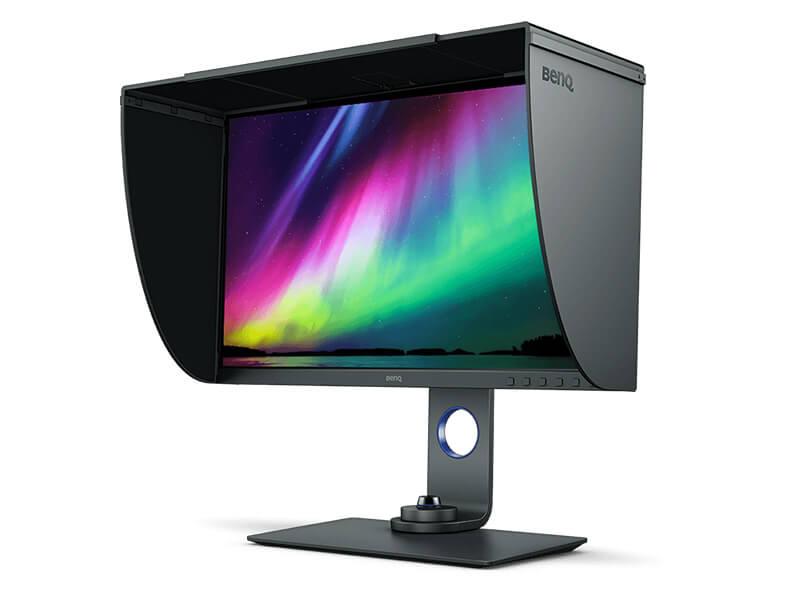 Benq Photovue Monitor Sw270c 68 58 Cm Monitor Computer Zubehör