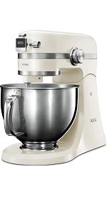 AEG KM4100 - Robot de cocina con motor de 1.4 caballos de potencia ...