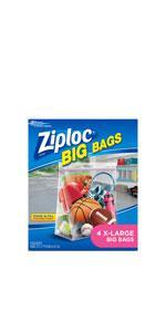 Ziploc BIG BAGS X-LARGE