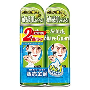 シック 薬用 敏感肌 緑 シェーブガード