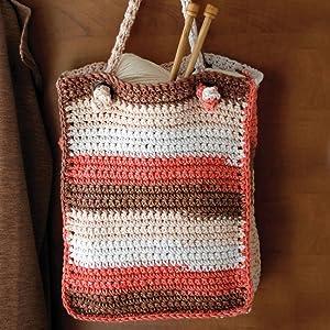 lily sugar'n cream stripes yarn knit crochet craft yarnspirations ombre solids super size