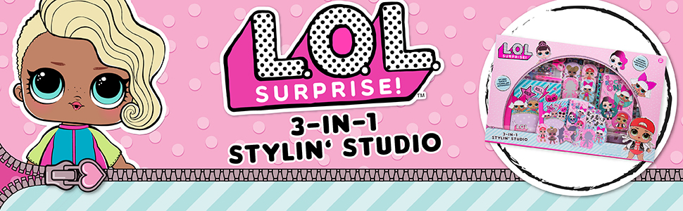 lol surprise, lol, dolls, kids, girls, activity kits, surprise, arts and crafts, activity, create