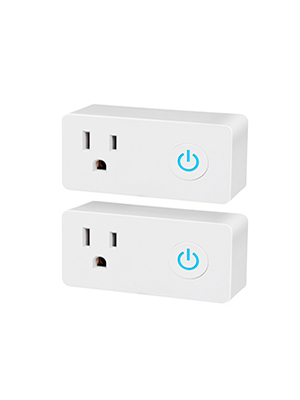 2 Pack WiFi Outlet