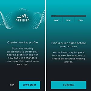 Equalizer, personalized sound, MiMi, music, balance, bad hearing, hearing loss
