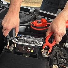 smart safe weego 44 dead battery jump starting