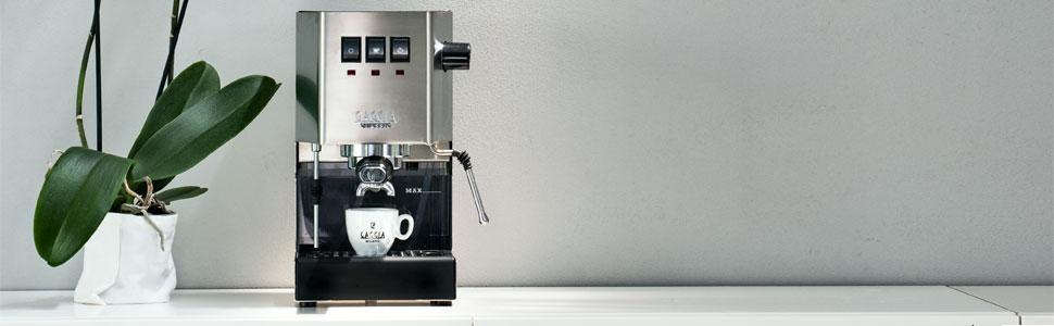 Gaggia Classic Pro, Espresso Machine, Home Espresso Machine, Gaggia Espresso, Italian Espresso
