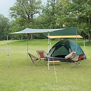 収納ケース付 テント