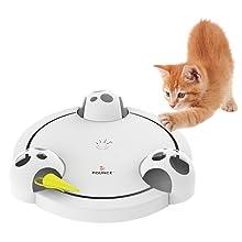 猫 おもちゃ フローリーキャット パウンス