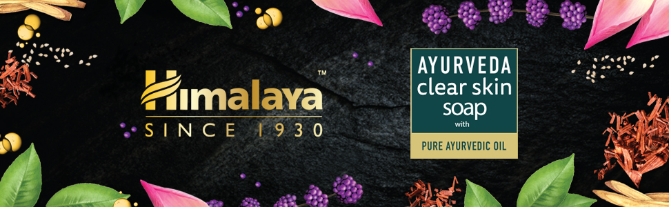Ayurveda Soap, Himalaya soap, Soap; Herbal soap; clear skin soap