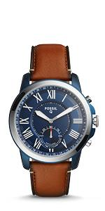 Fossil Reloj smartwatch híbrido FTW1123: Amazon.es: Relojes