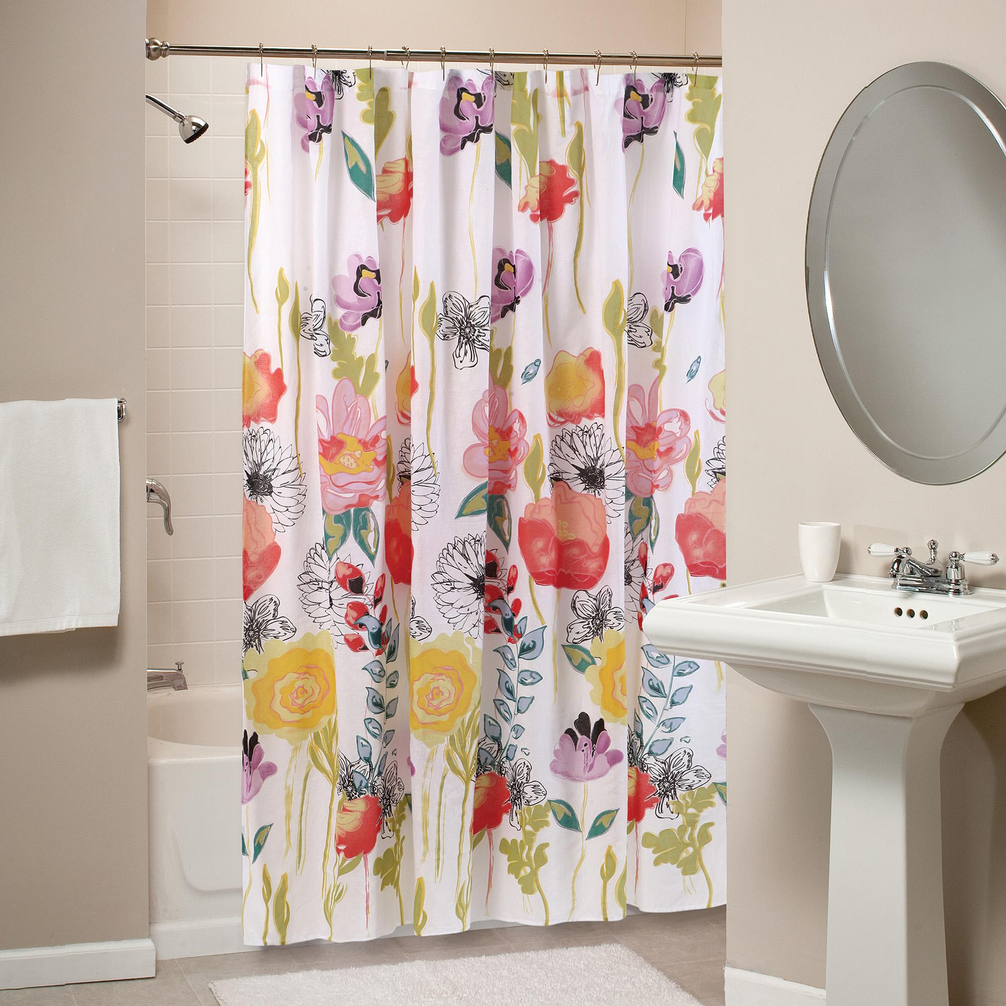 Amazon.com: Greenland Home Esprit Spice Shower Curtain